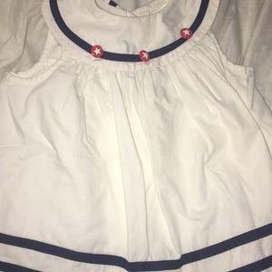 Other - Vintage sailor girl dress